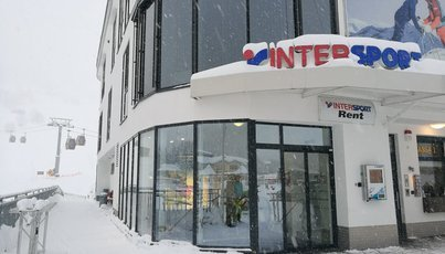 INTERSPORT Huber Talstation Isskogelbahn